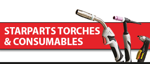 Picture for category Starparts Torches & Consumables