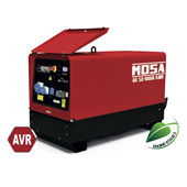 Picture of GE SX-9000 KDM AVR Diesel Generator 230/110V
