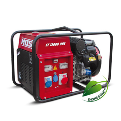 Picture of GE13000 HBS Petrol Generator 230/400V