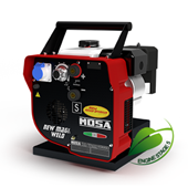 Picture of MagicWeld 150 Petrol Welder Generator 230V