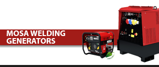 Picture for category Mosa Welder Generating Sets