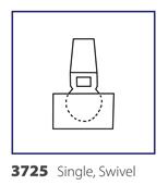 Picture of Column Spot Welder Swivel Electrode 20kVA (Single)