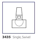 Picture of Column Spot Welder Swivel Electrode 25kVA (Single)