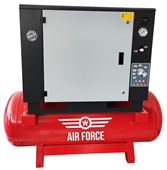 Picture of Air Force Low Noise Air Compressor 5.5HP - 270 Litre