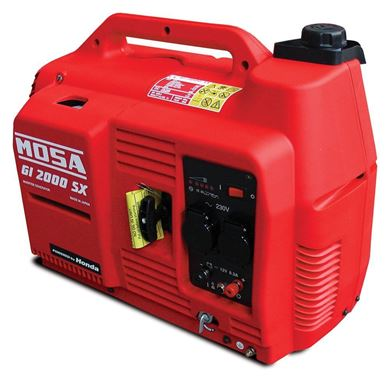 Picture of GI 2000 SX Inverter Petrol Generator