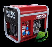 Picture of GE S-6000 YDM AVR E/Start Diesel Generator 230V