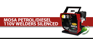 Picture for category 110V Petrol/Diesel Silenced