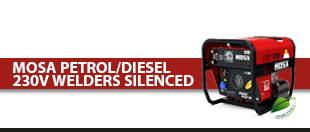 Picture for category 230V Petrol/Diesel Silenced