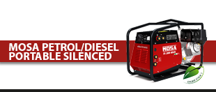 Picture for category Portable Silenced Petrol/Diesel