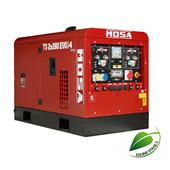 Picture of TS 2x280 EVO Multi4 CC/CV Diesel Welder Generator