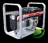 Picture of GE6500 YDT Diesel Generator 400/230V